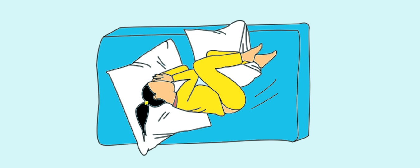Sleeping Position for Better Digestion