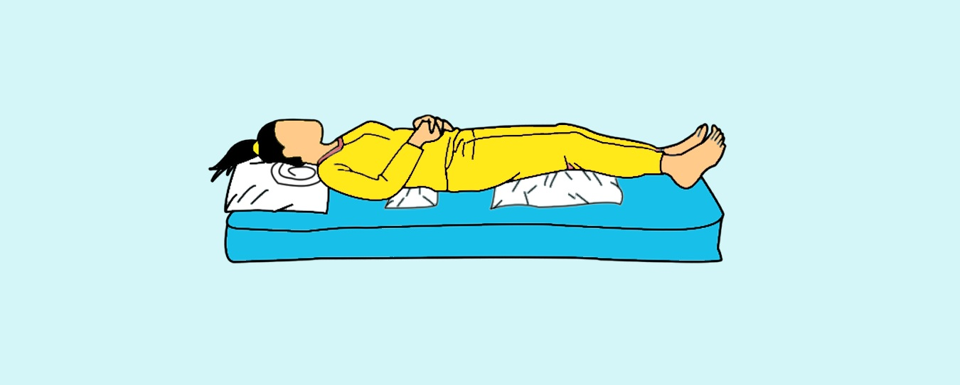 Sleeping Position for Neck Pain