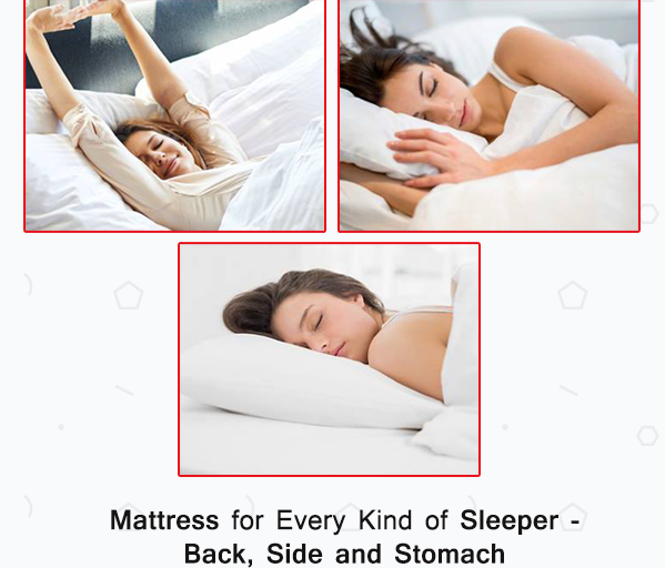 mattress back side stomach sleepers