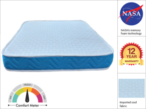 Cool Ortho Memory Foam Mattress