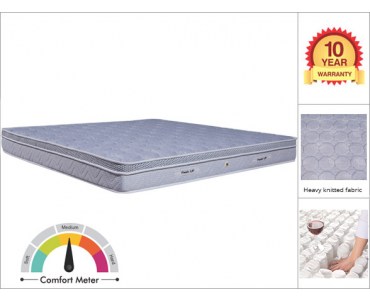 Harmony Eurotop Pocket Spring Mattress