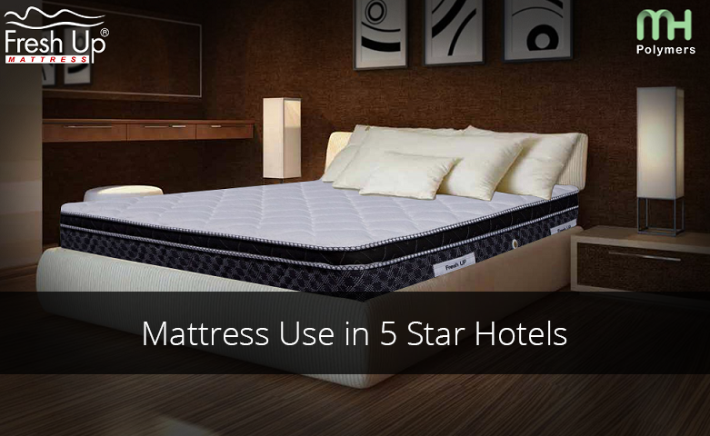 5 star hotels use mattress