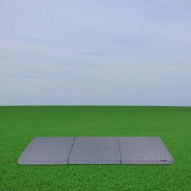 Grey folding mattress online