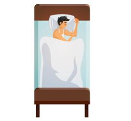 Side Sleeper - Fresh Up Mattress