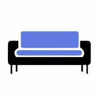 Sofacum Bed Mattress - Icon